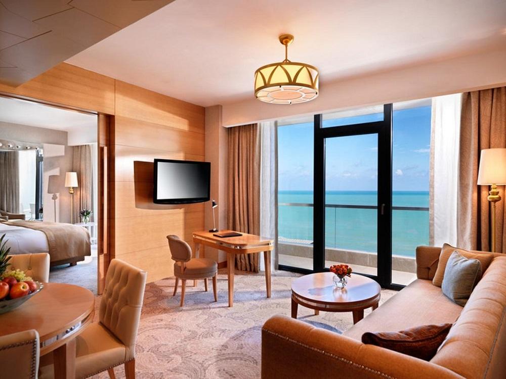 اتاق های هتل بیلگاه بیچ باکو