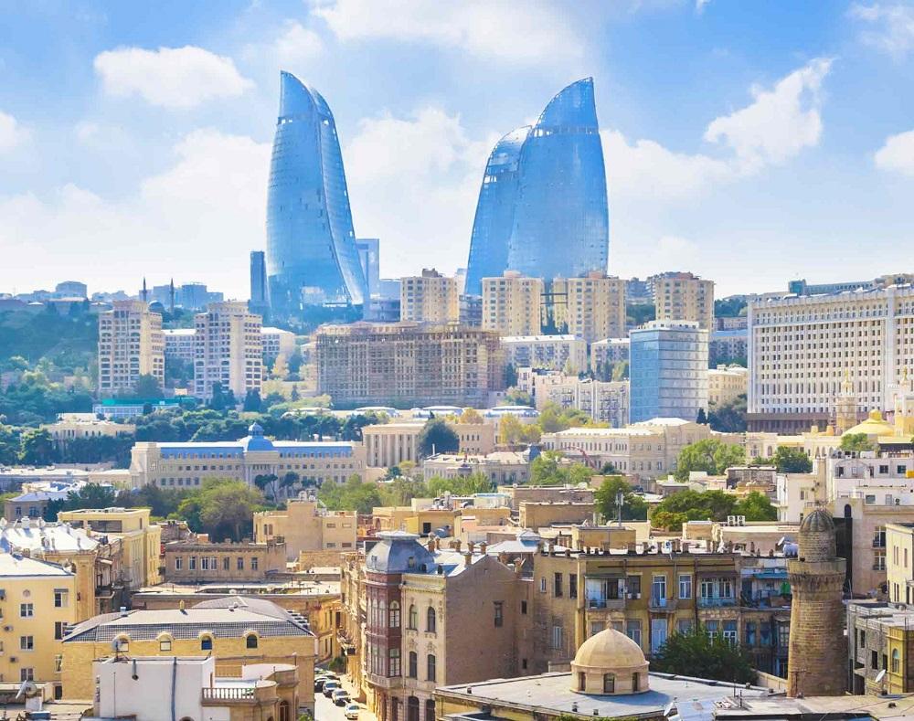 آب و هوای آذربایجان