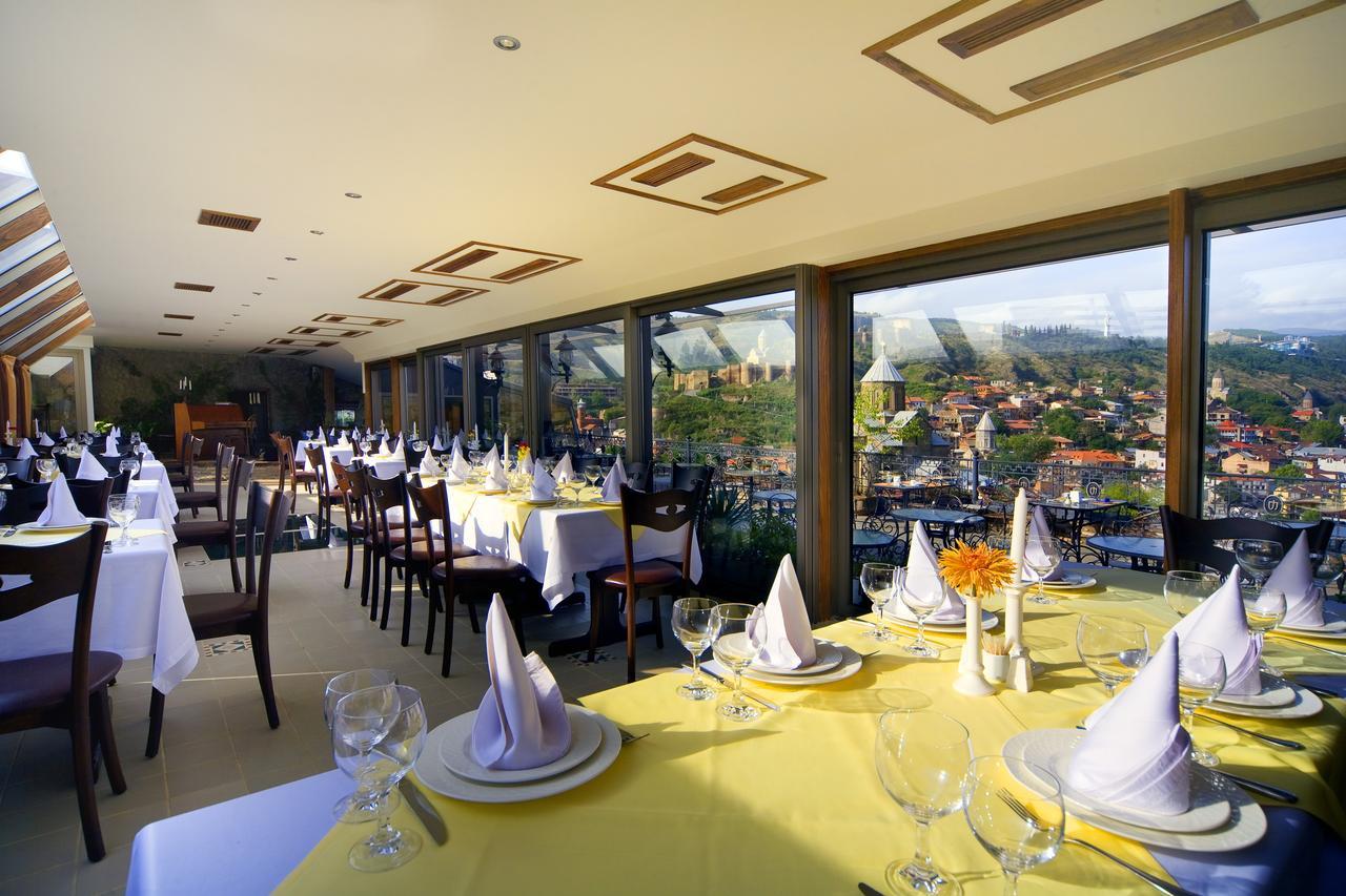 امکانات رفاهی و رستوران های هتل کوپالا کنتی تفلیس