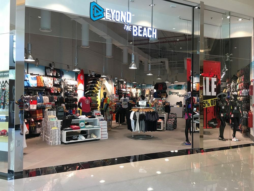 مرکز خرید گلدن مایل گالریا دبی