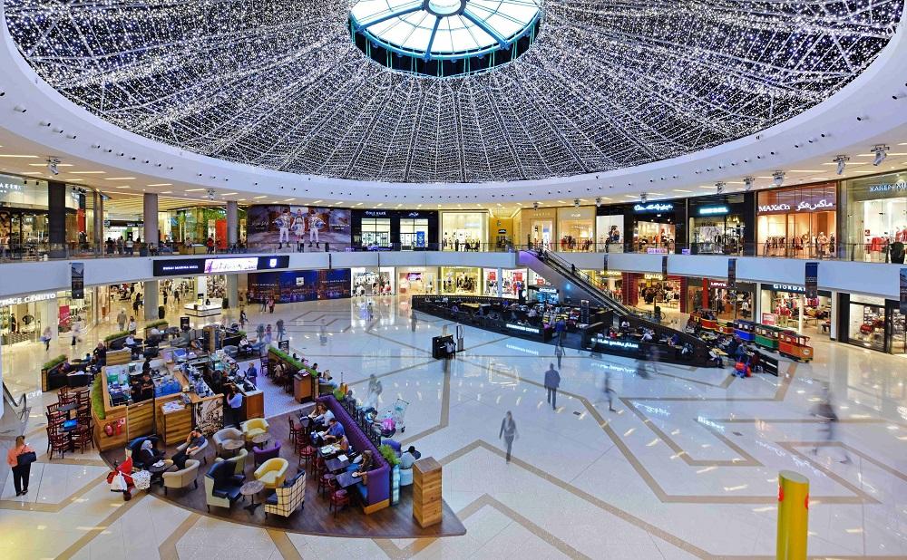 مرکز خرید دبی مارینا