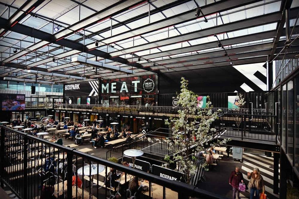 مرکز خرید باکس پارک دبی