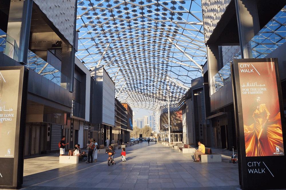 مرکز خرید سیتی واک دبی