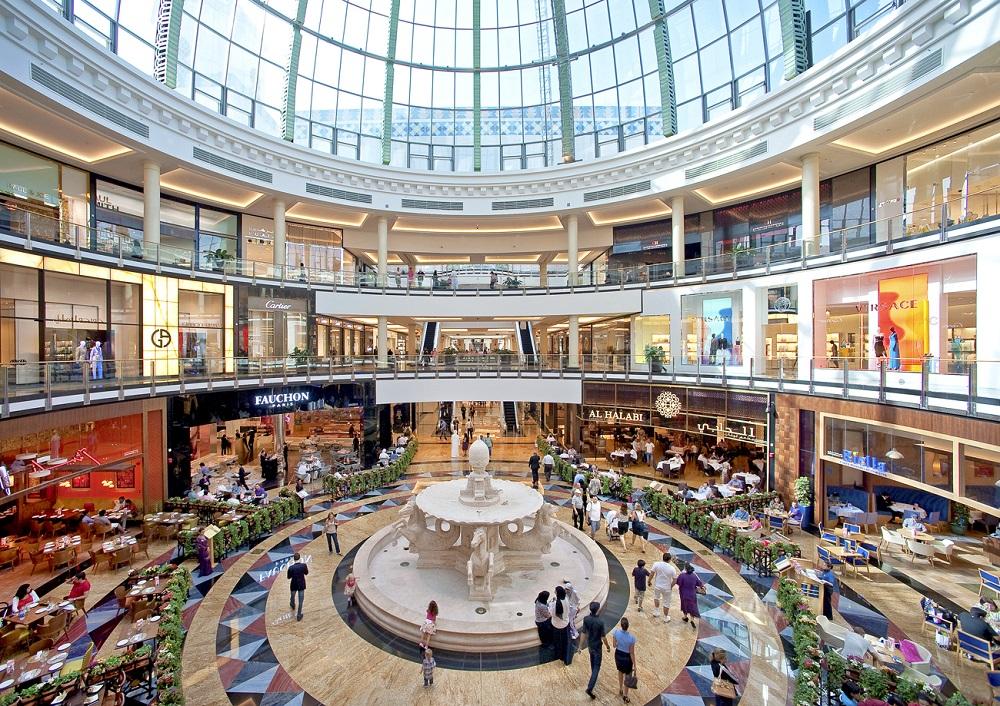 مرکز خرید امارات مال دبی