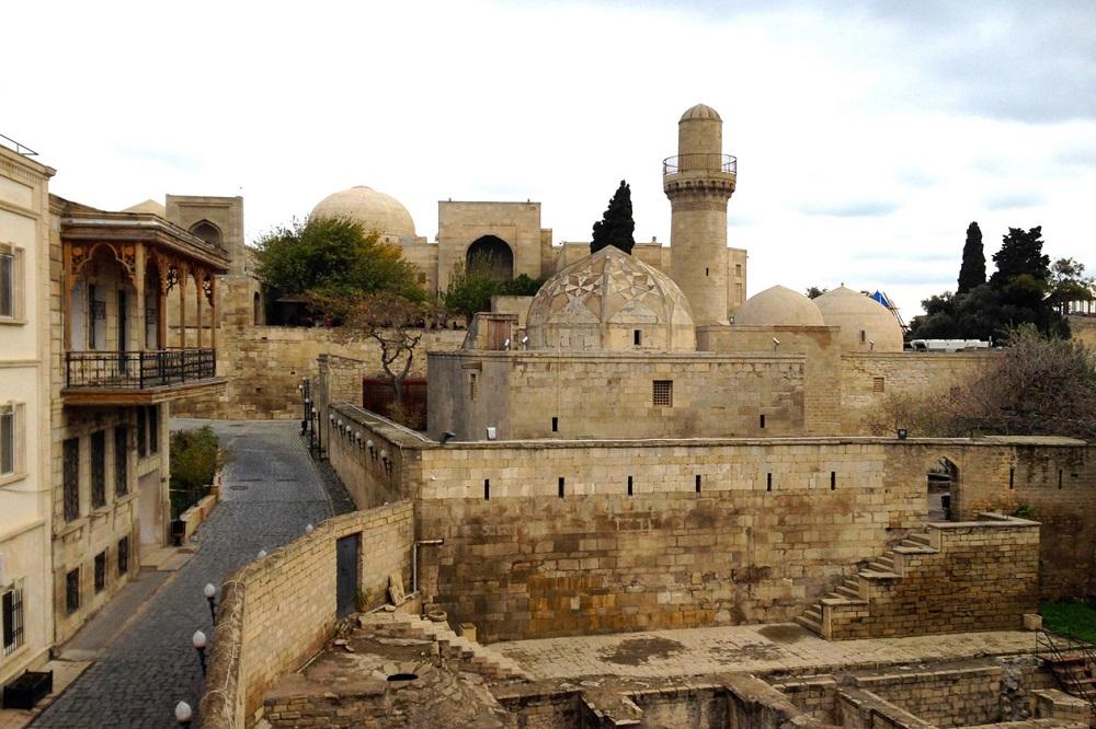 ایچری شهر باکو