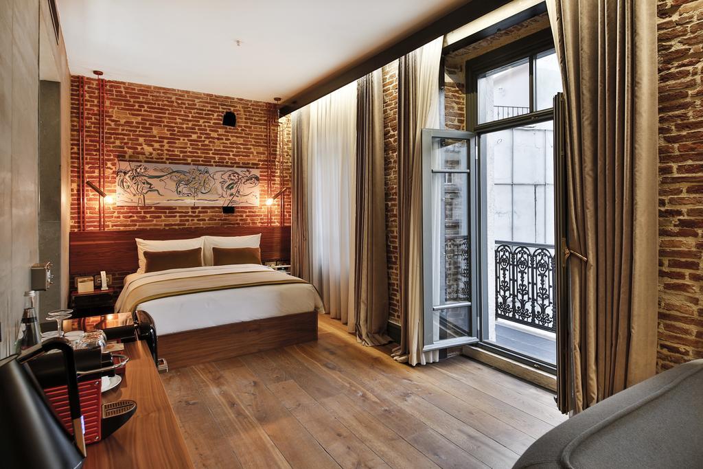 اتاق های هتل اکسیدنتال پابلیک استانبول