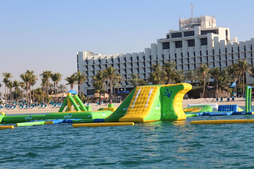 تجربه بهترین تفریحات آبی در پارک بادی دبی
