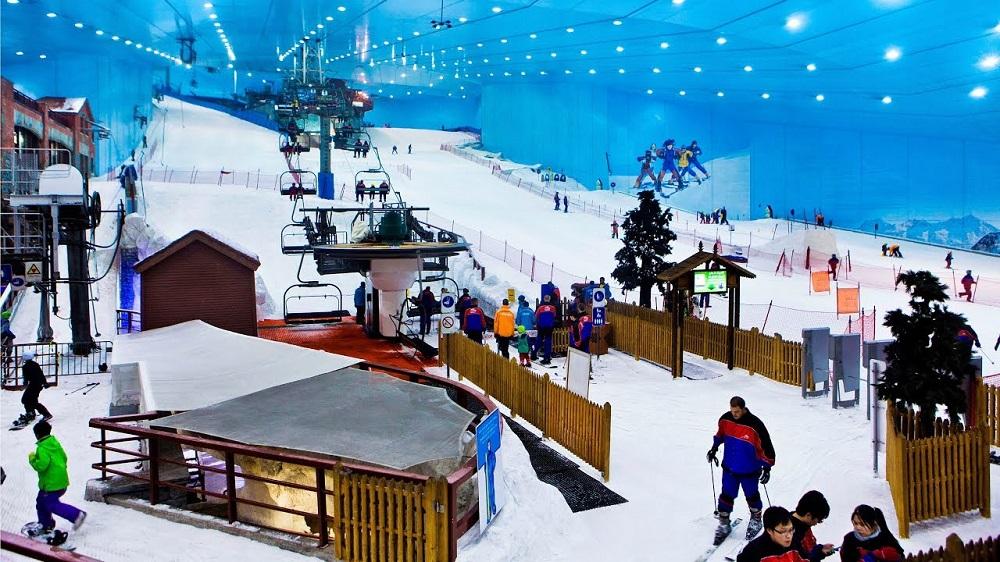 پیست اسکی در دبی