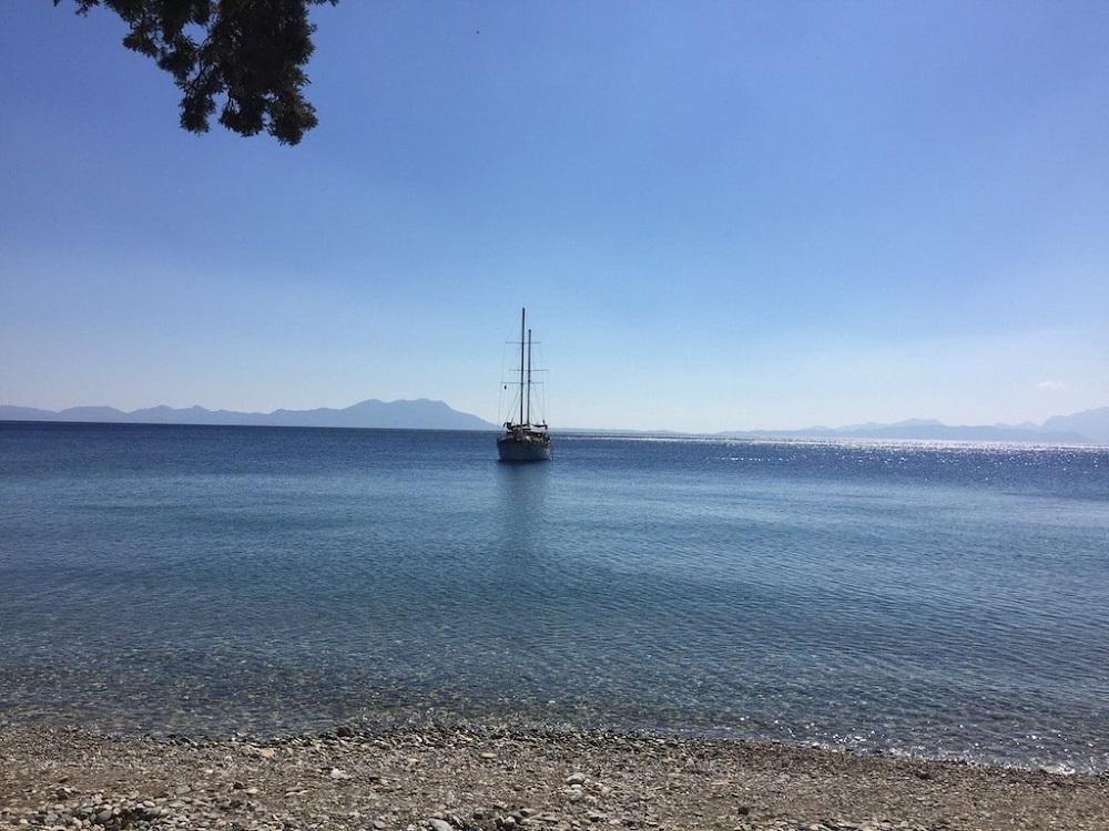 ساحل Ilgın Cove