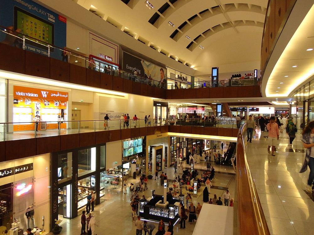 خرید از بزرگ ترین فروشگاه های جهان در دبی