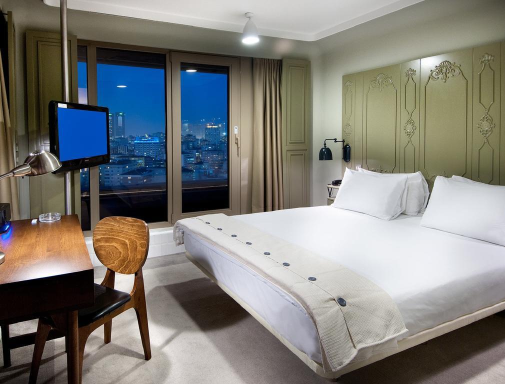 اتاق های هتل مارمارا شیشلی استانبول