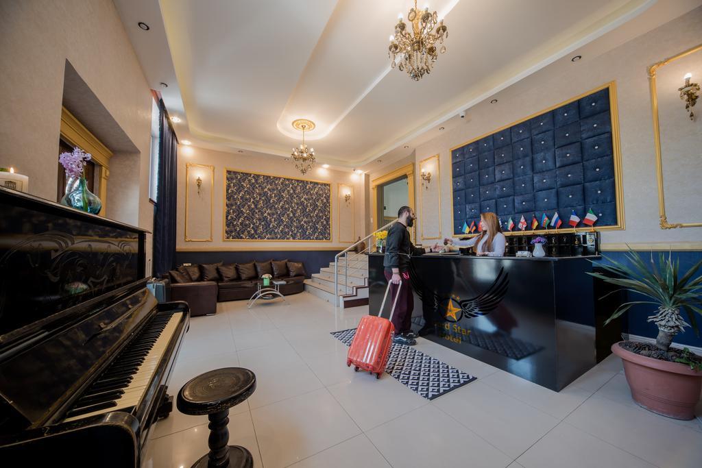 هتل گلد استار تفلیس گرجستان