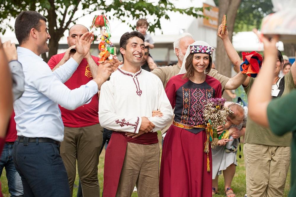 جشنواره تاراز ارمنستان