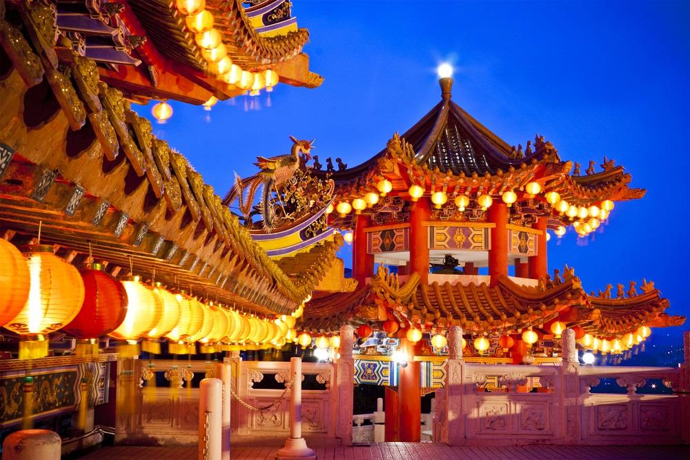 معبد تین هو کوالالامپور