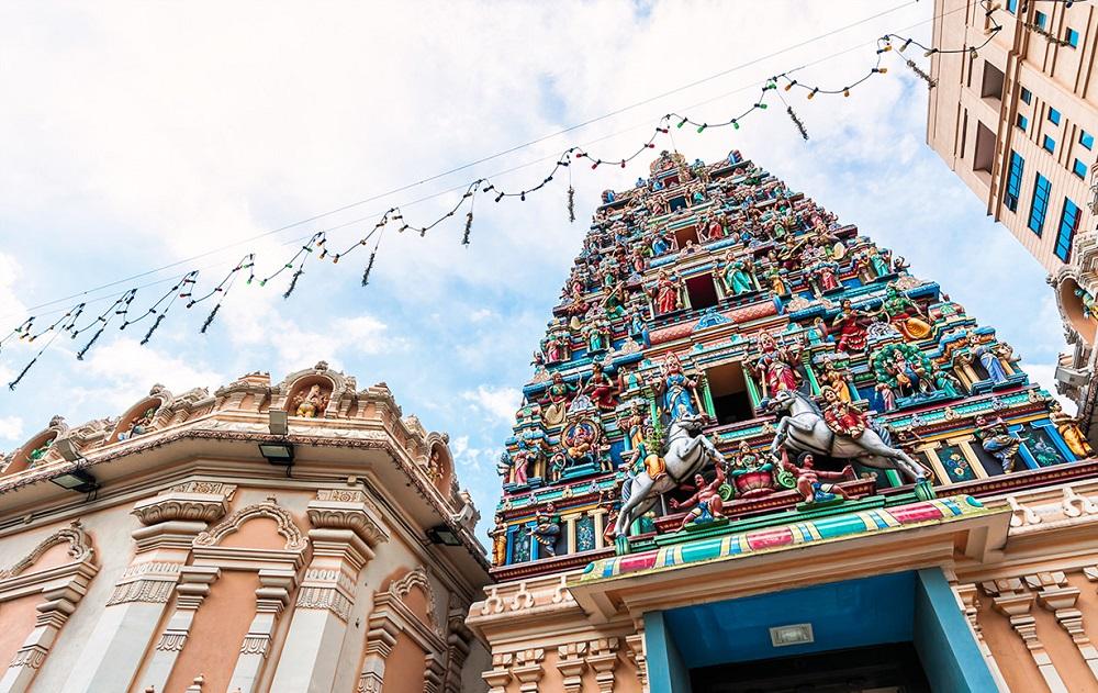 معبد سری ماهاماریامان کوالالامپور