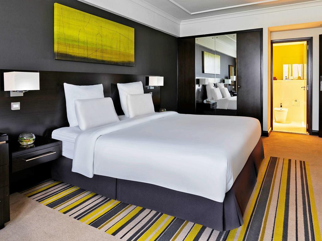اتاق های هتل پولمن دبی