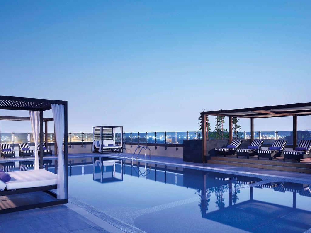 رستوران ها و امکانات رفاهی هتل پولمن دبی