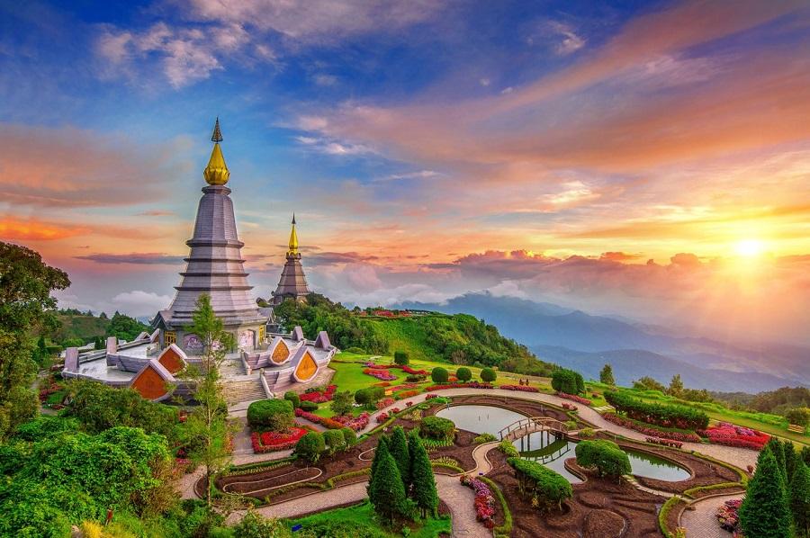 شهر چیانگ مای تایلند