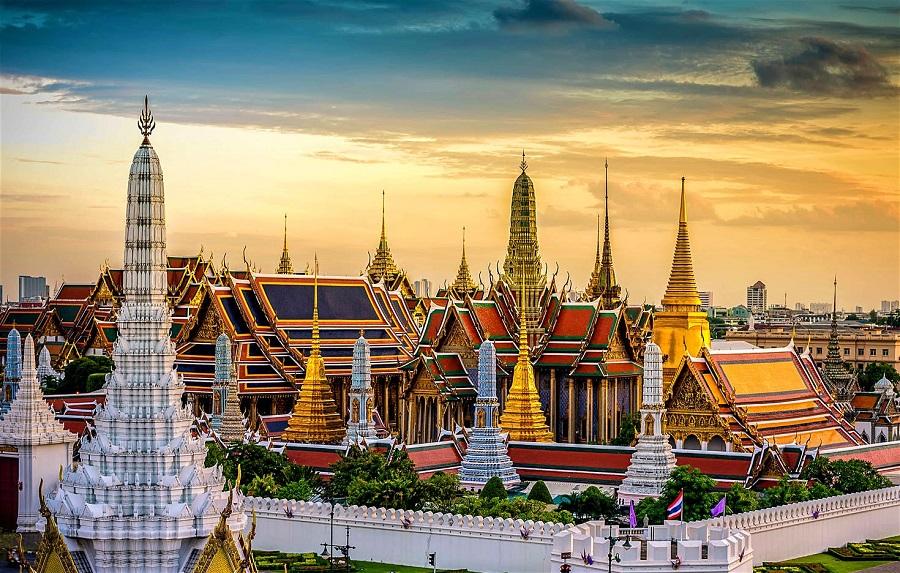 شهر بانکوک تایلند