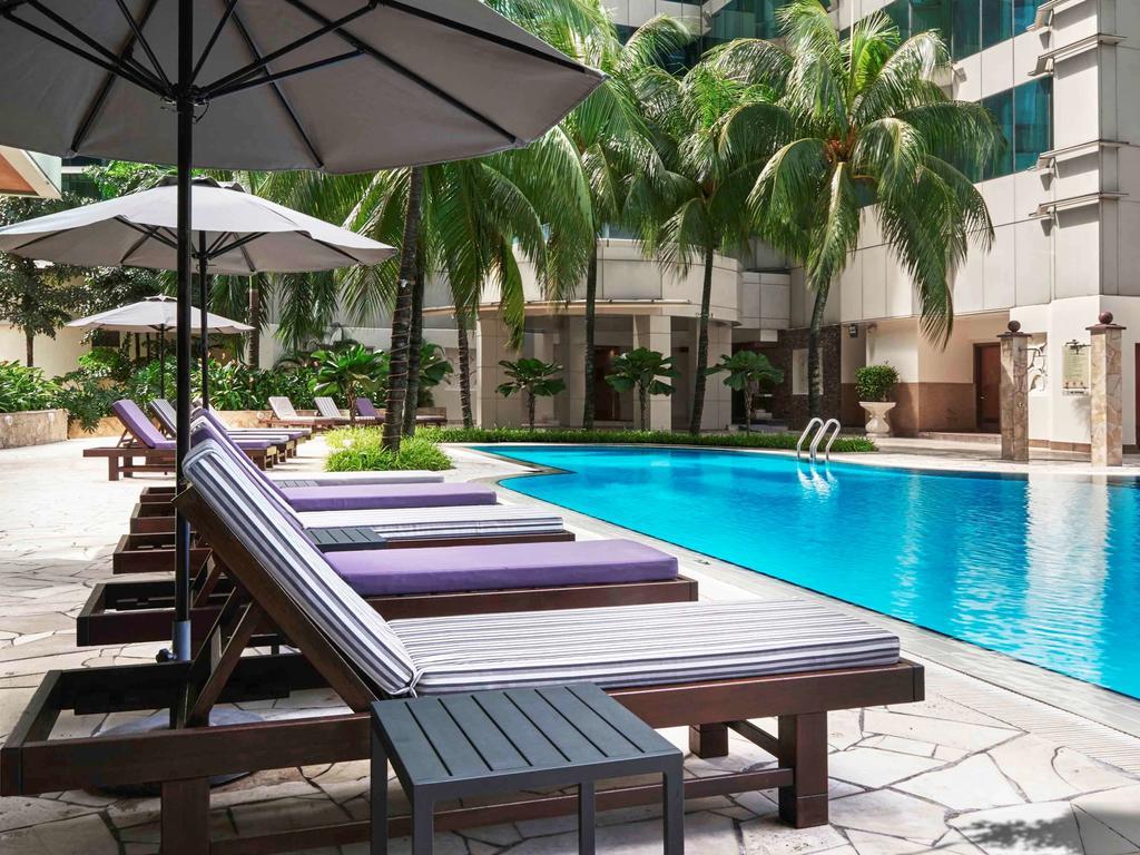 امکانات رفاهی و رستوران های هتل پرنس کوالالامپور