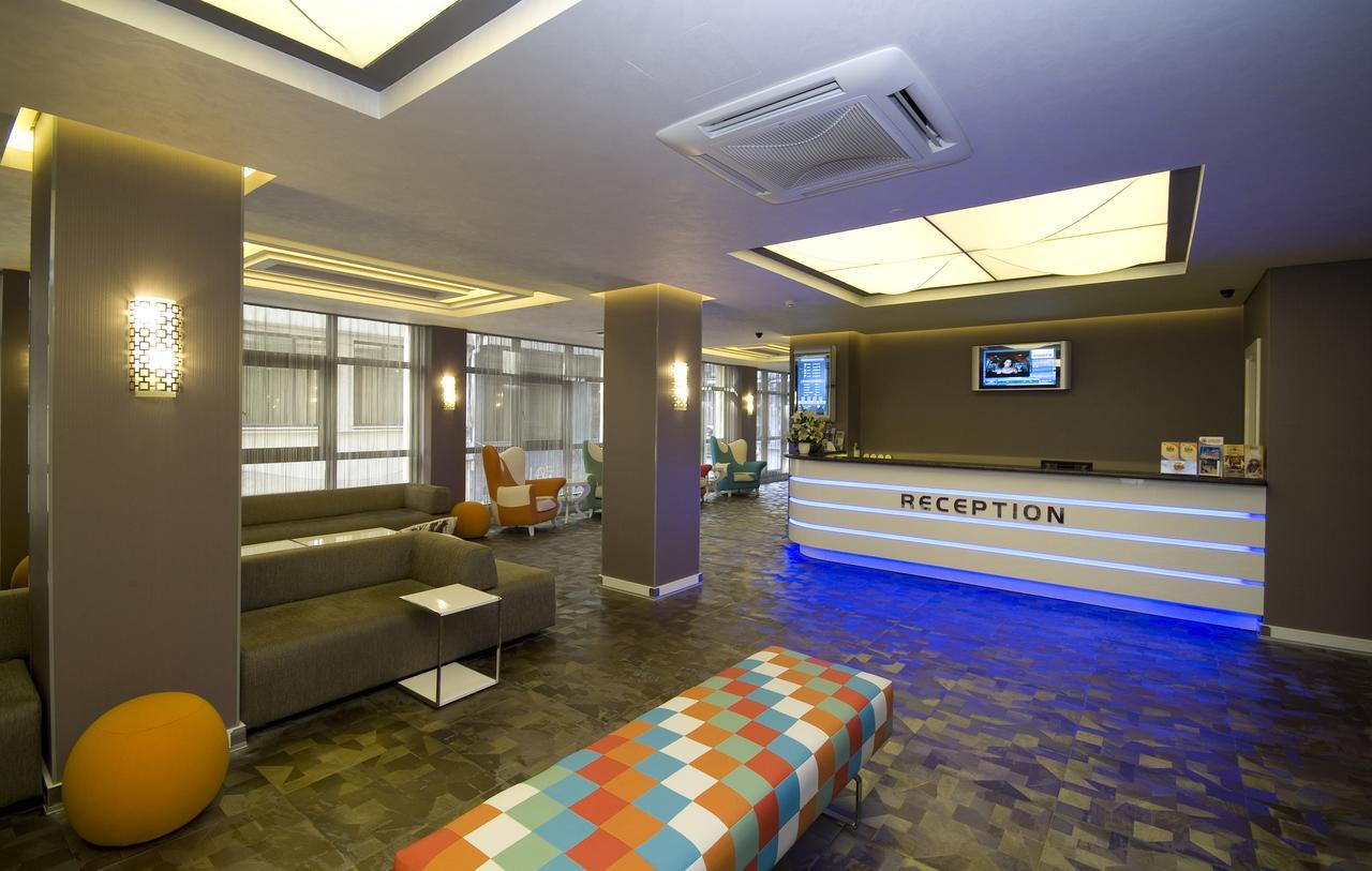 هتل اینپرا استانبول
