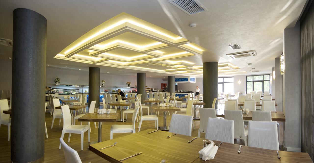 رستوران ها و امکانات رفاهی هتل اینپرا استانبول