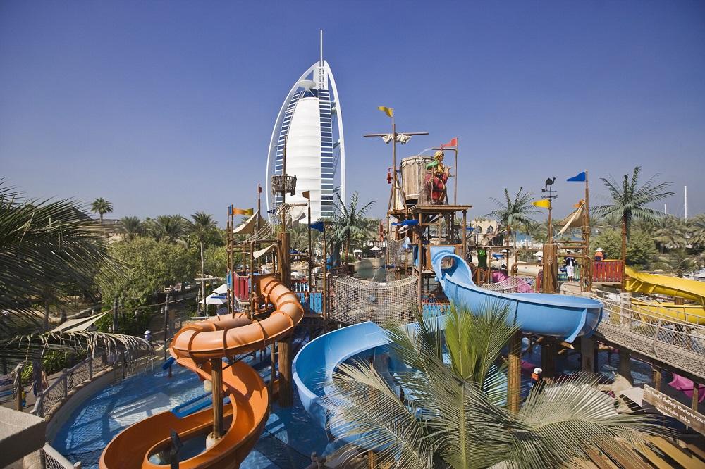 پارک های آبی دبی