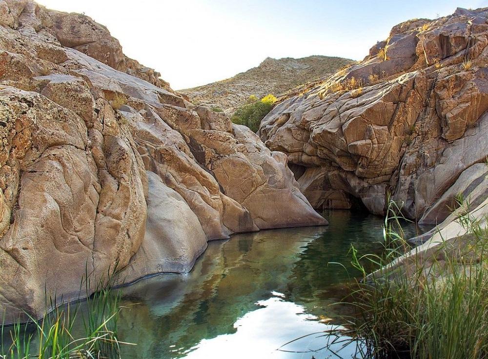 پارک طبیعی هفت حوض در مشهد