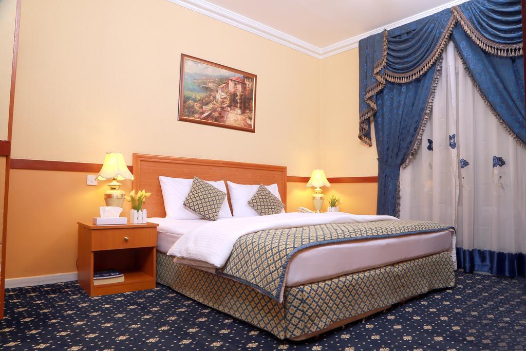 اتاق های هتل صدف دبی
