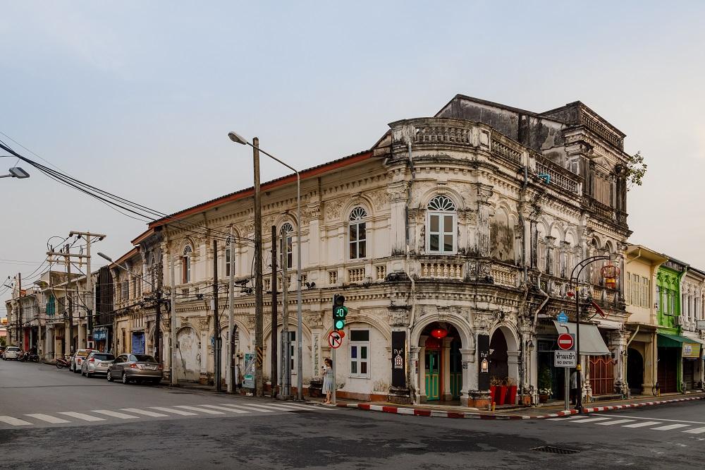 خیابان دیبوک پوکت