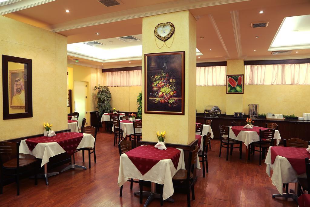 امکانات رفاهی و رستوران های هتل صدف دبی
