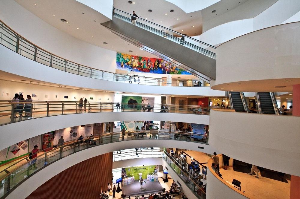 مرکز فرهنگ و هنر بانکوک
