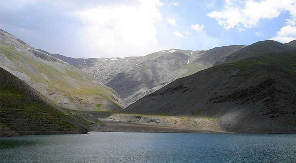 پوشش گیاهی و حیوانات دریاچه چشمه سبز مشهد