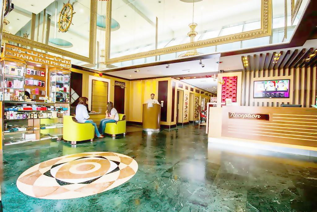 رستوران ها و امکانات رفاهی هتل سان اند سند دبی