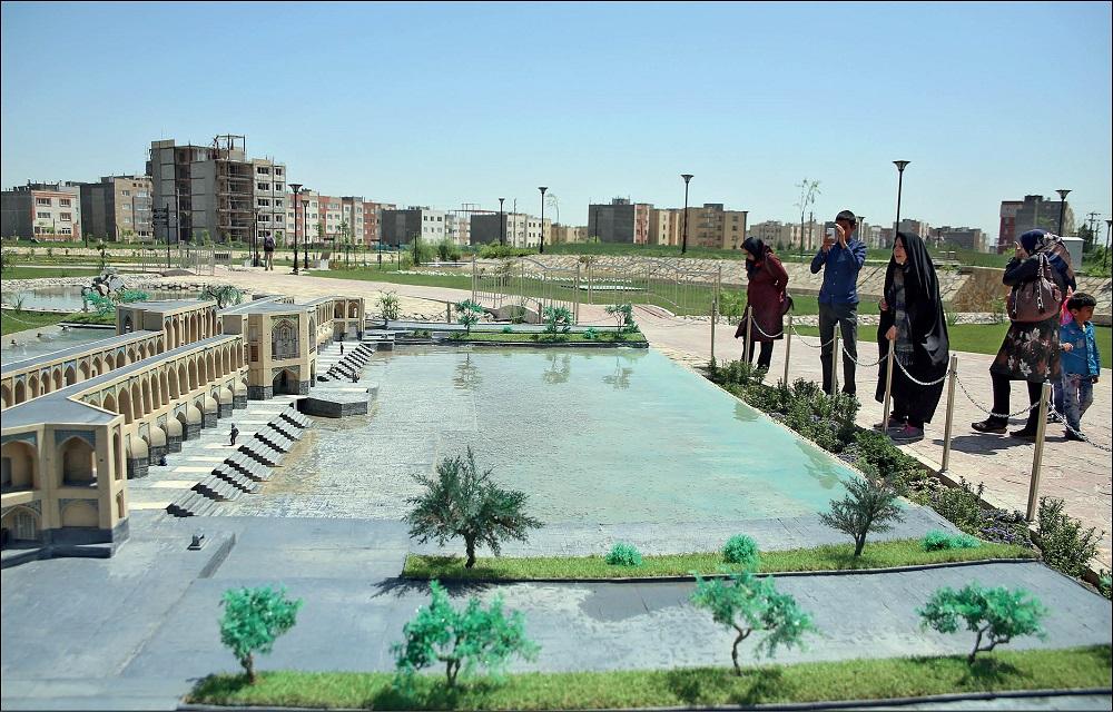 دیگر امکانات رفاهی بوستان مینیاتوری مشهد