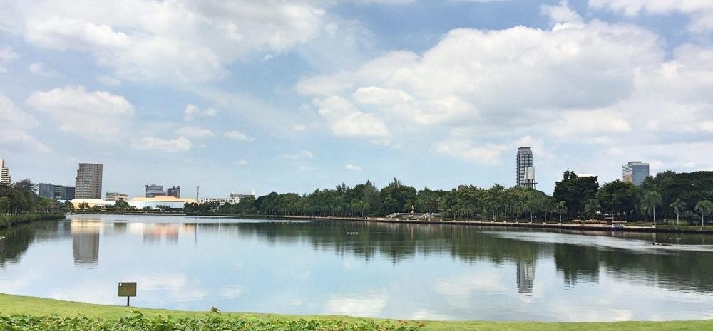 پارک بنجاکیتی بانکوک