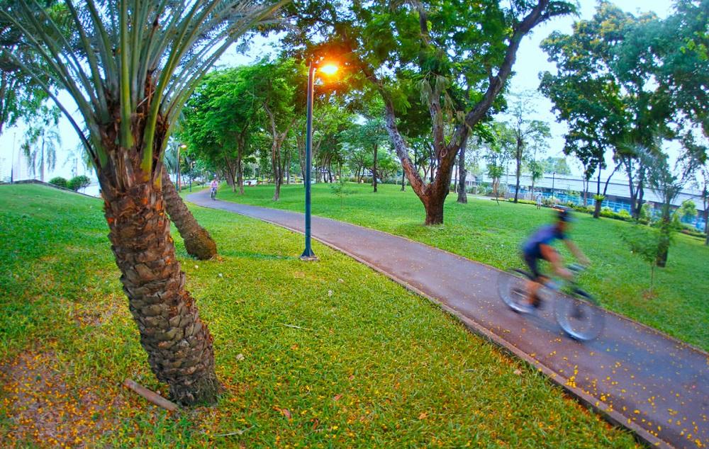 امکانات رفاهی در پارک بنجاکیتی بانکوک