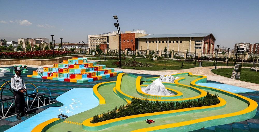 خدمات بوستان مینیاتوری مشهد