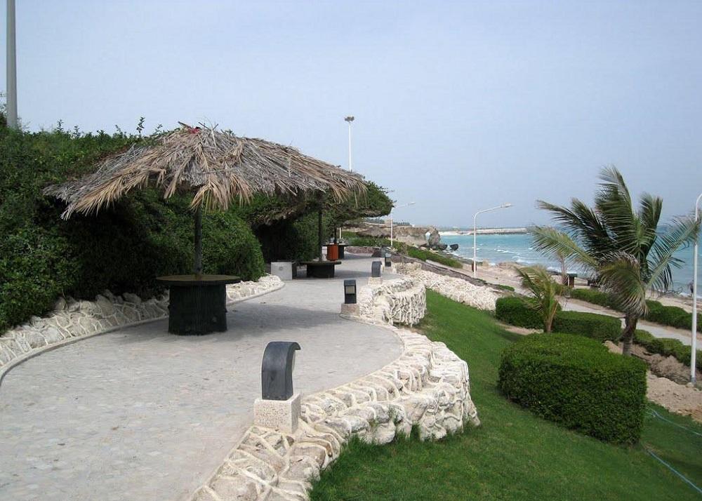 پارک ساحلی سیمرغ کیش