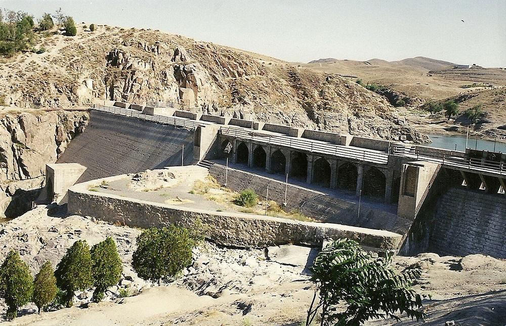تاریخچه بند گلستان مشهد