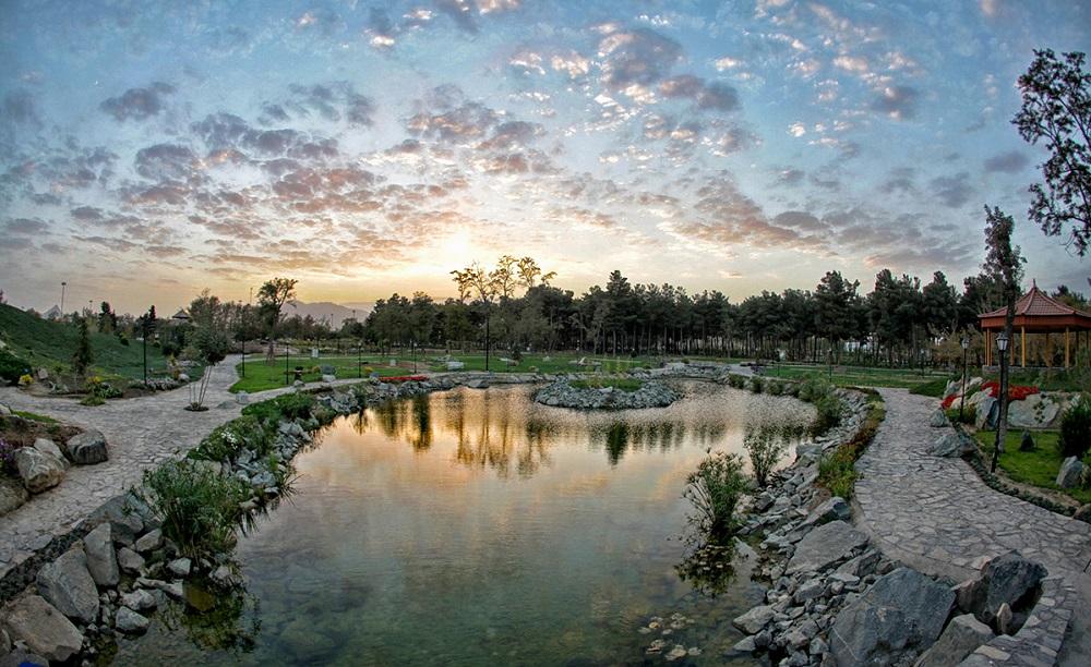 کلکسیونهای مختلف باغ گیاه شناسی مشهد