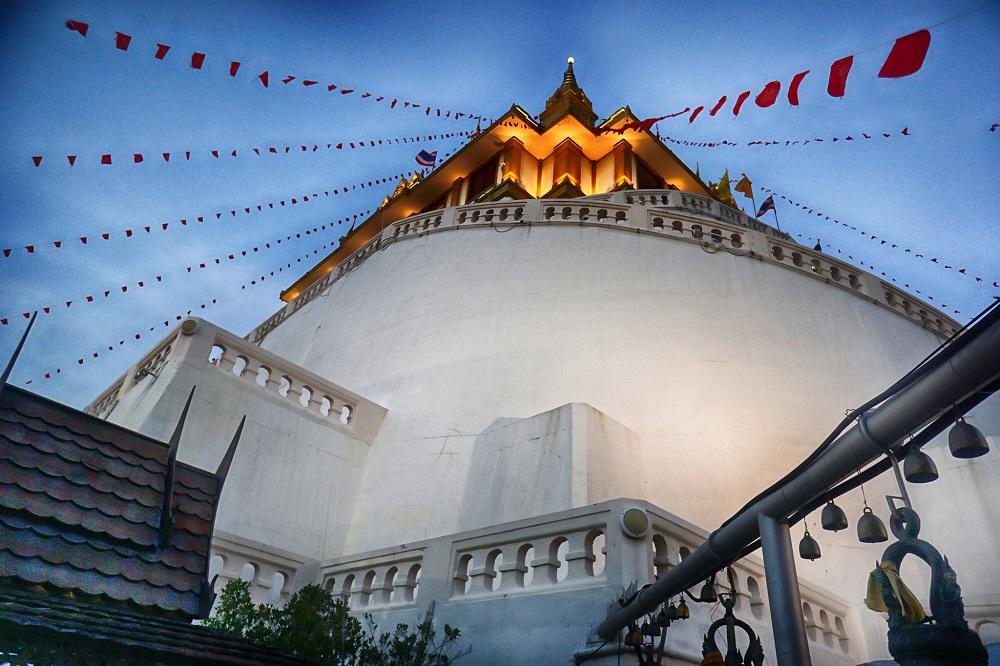 تاریخچه معبد وات ساکت بانکوک