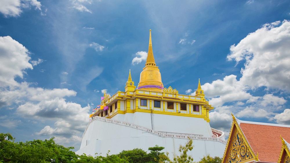 معبد وات ساکت بانکوک