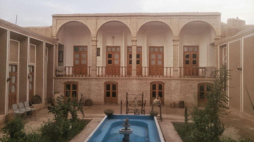 خانه تاریخی اردکانی در مشهد