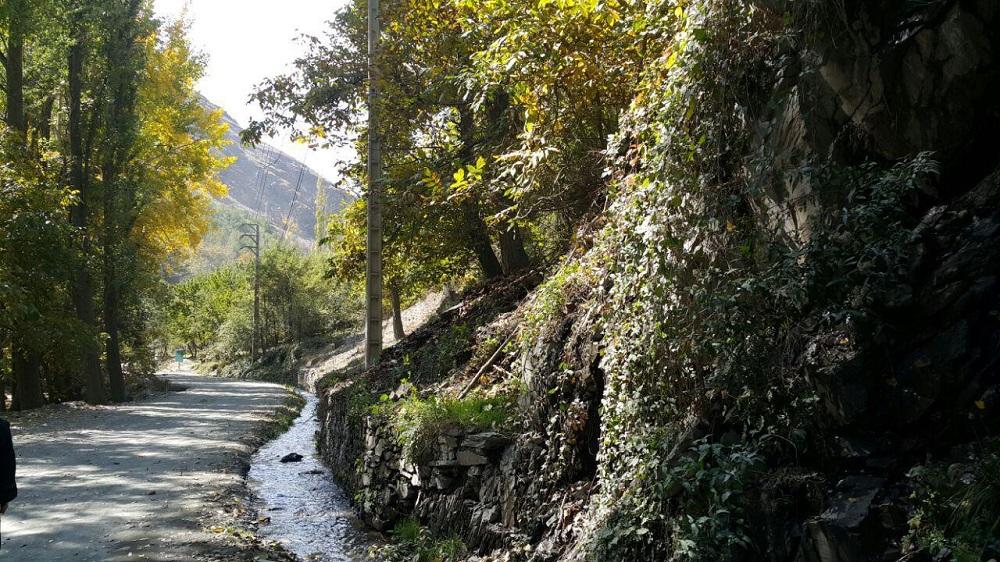 طبیعت و صنایع دستی روستای زشک مشهد