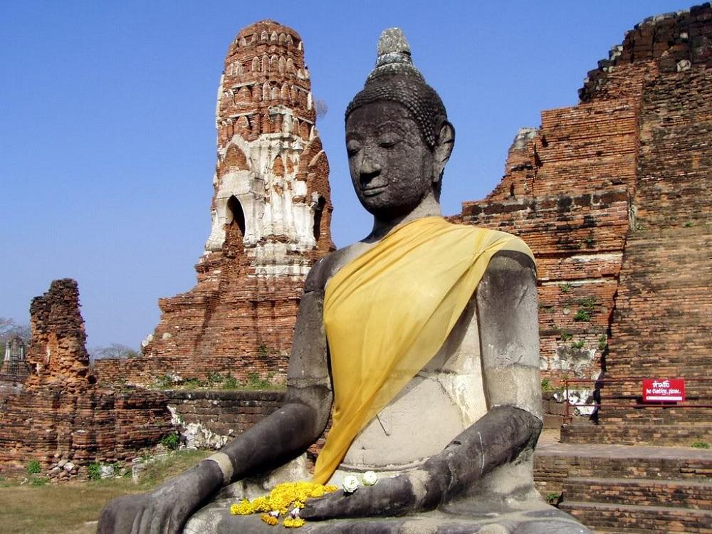 تاریخچه معبد وات ماهاتات بانکوک