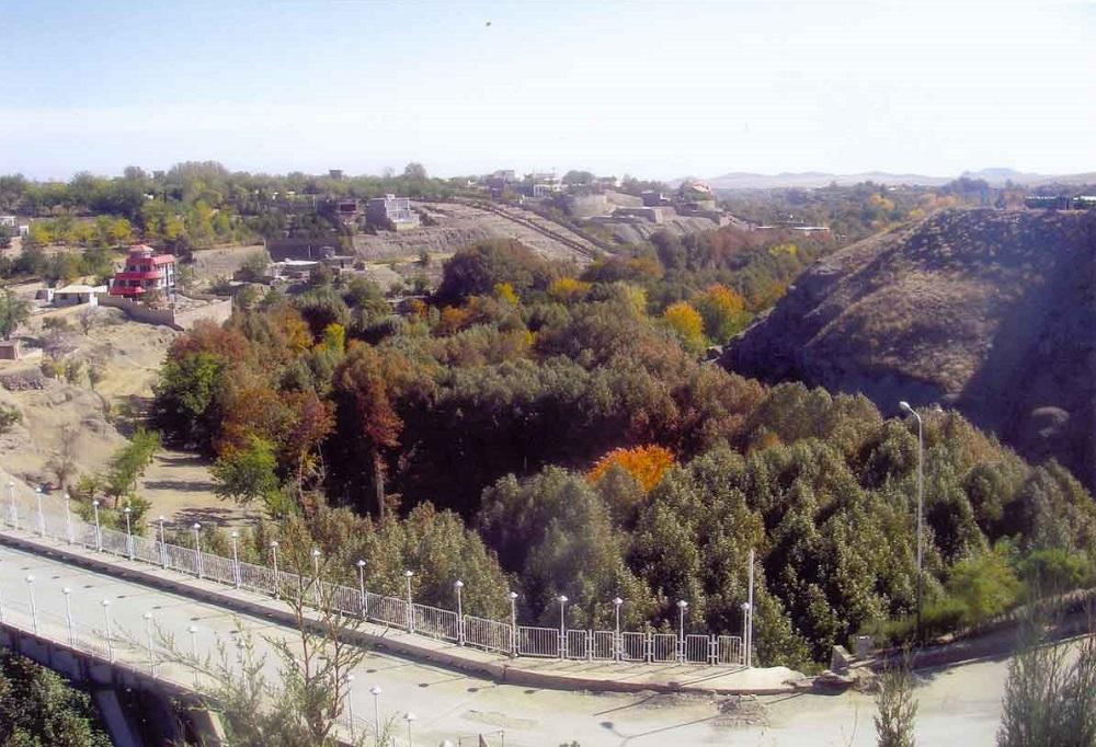 ییلاق شاندیز در مشهد