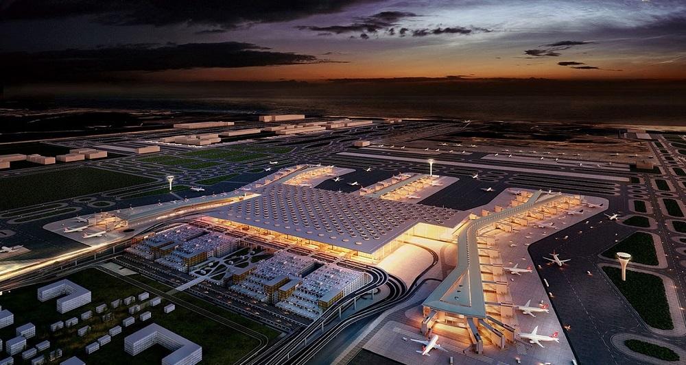 بزرگترین فرودگاه جهان در ترکیه امروز افتتاح می شود