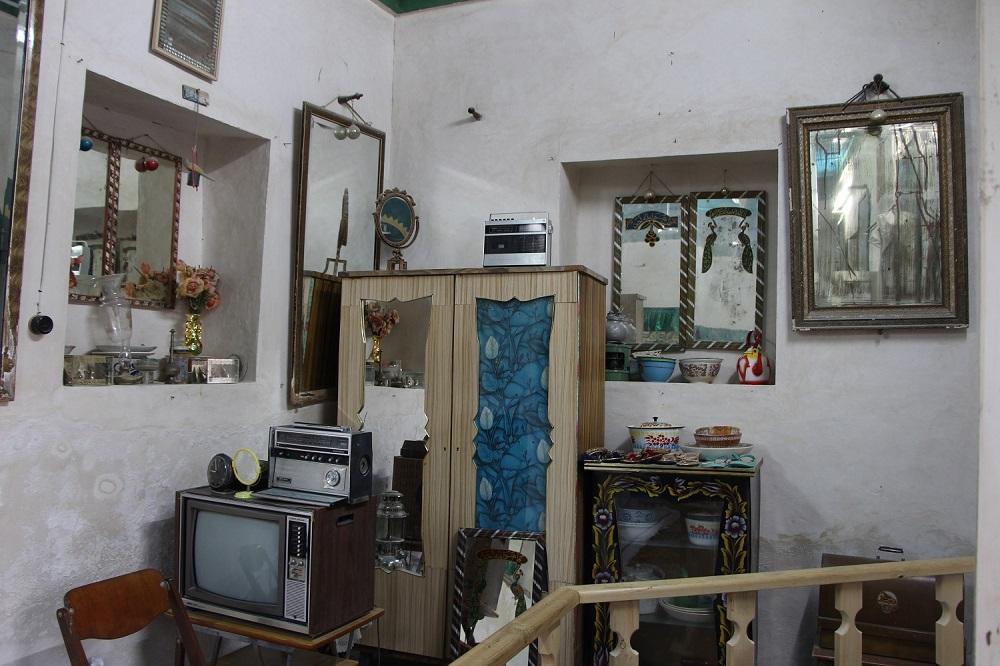 اتاق خواب اصلی صاحب خانه
