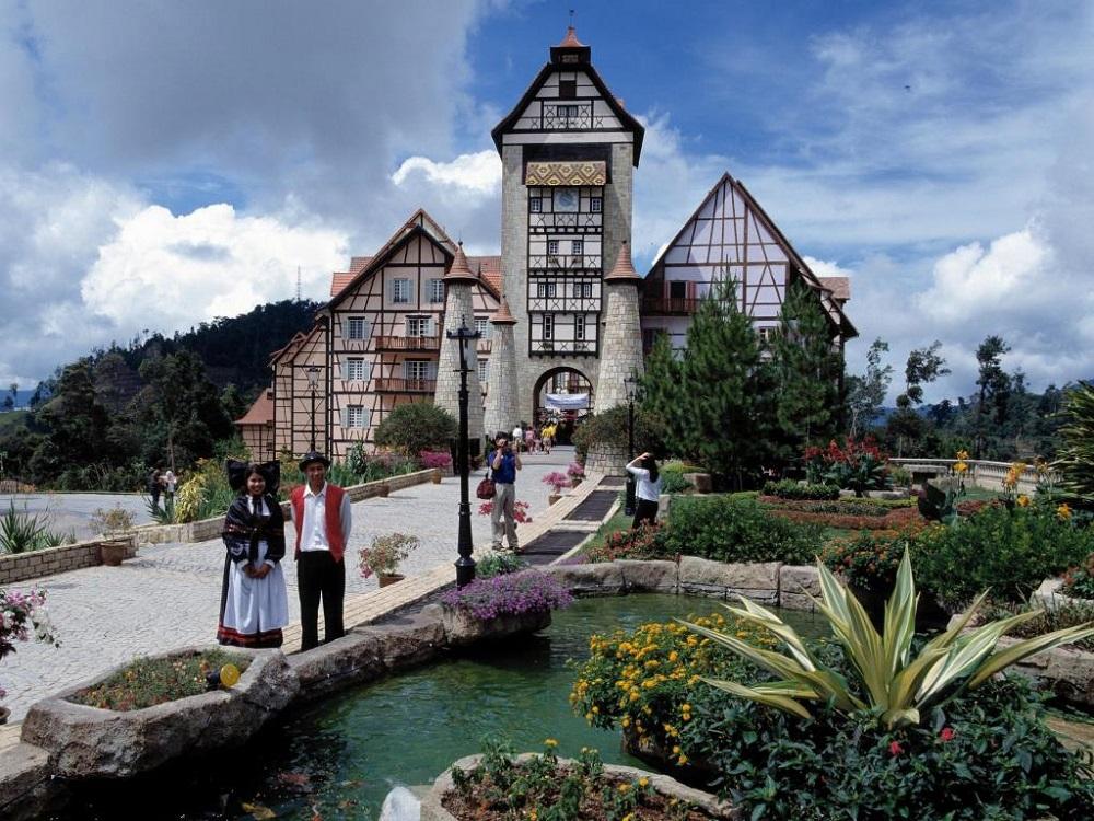 دهکده فرانسوی ها در مالزی